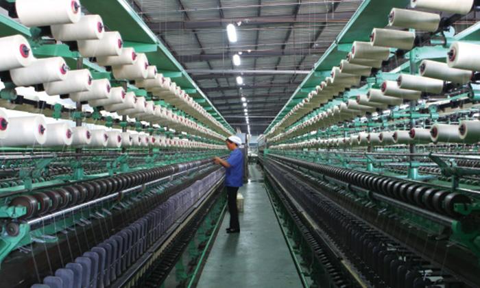 纺织行业应用